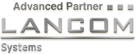 Lancom Systems Advanced Partner Logo