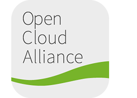 Logo Partner der Open Cloud Alliance