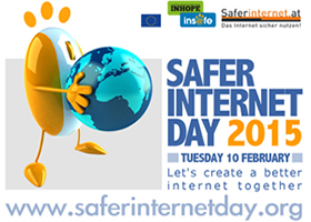 Safer Internet Day 2015 Logo