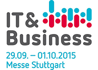 IT und Business Messe Stuttgart 2015